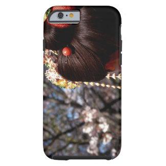Japan, Kyoto. Rear view close-up of geisha's iPhone 6 Case