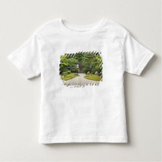 Japan, Kyoto, Sennyuji Temple Garden Tee Shirt