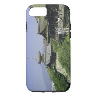 Japan, Kyoto, The View from Kiyomizu Temple iPhone 8/7 Case