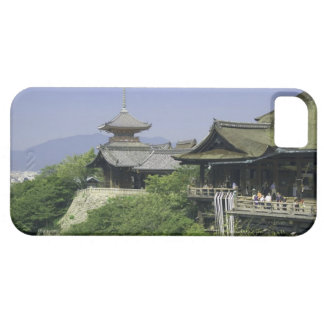 Japan, Kyoto, The View from Kiyomizu Temple iPhone SE/5/5s Case