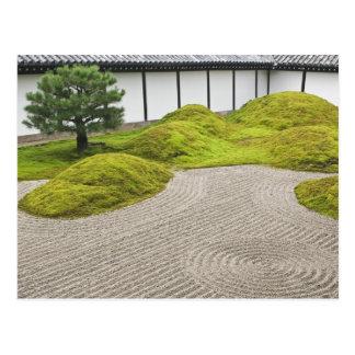 Japan, Kyoto, Tofukuji Temple, Landscape Garden Postcard