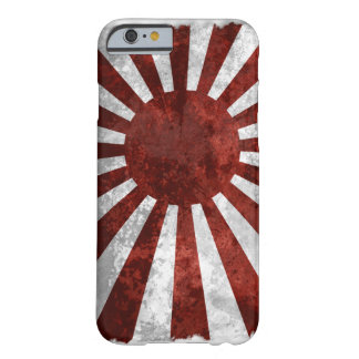 Japan | Land of the Rising Sun Japanese Flag Barely There iPhone 6 Case
