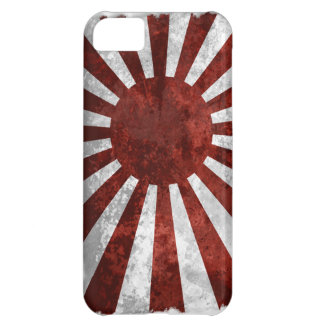 Japan | Land of the Rising Sun Japanese Flag Cover For iPhone 5C