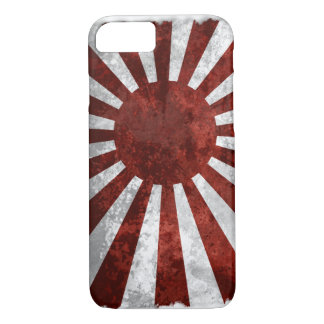 Japan | Land of the Rising Sun Japanese Flag iPhone 7 Case