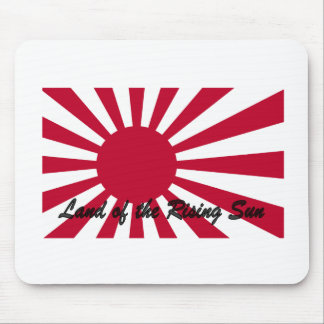 Japan - Land of the Rising sun Mouse Pad