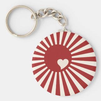 Japan Love Keychain