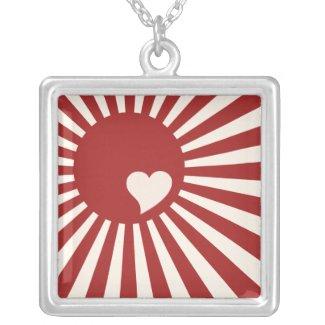 Japan Love necklace