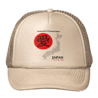 "Japan ""Love to Japan"" Hats"