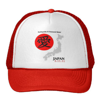 "Japan ""Love to Japan"" Hats"