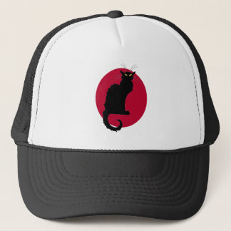 Japan Loves Cats: Fashion Style Trucker Hat