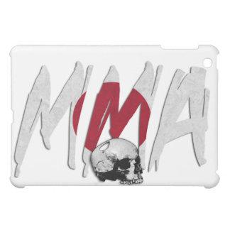 Japan MMA Skull White iPad Case