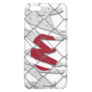 Japan MMA white iPhone 4 case