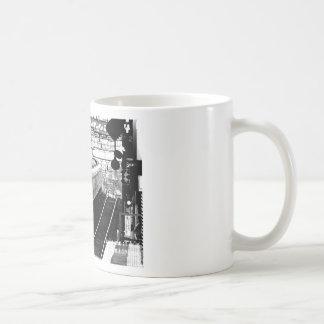 japan modern art design tokyo coffee mug