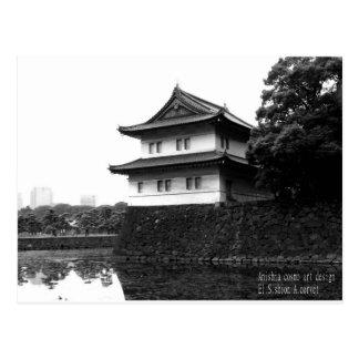 """Japan modern artist top photographer akagi 2016 Postcard"