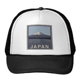 Japan Mount Fuji Trucker Hat