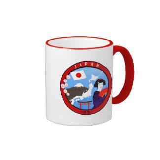 Japan Ringer Coffee Mug