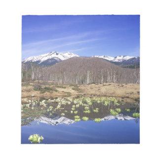 Japan, Nagano, Norikura, Mt. Norikura & Note Pads