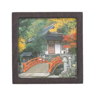 Japan, Nara, Ryuzenji Temple Gift Box