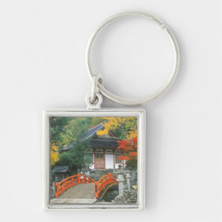 Japan, Nara, Ryuzenji Temple Keychain