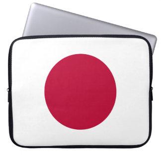 Japan National World Flag Computer Sleeve