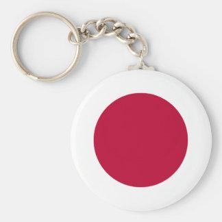Japan National World Flag Keychain