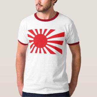 Japan Navy Flag - Red Shirt