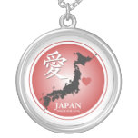JAPAN NEEDS OUR LOVE NECKLACE