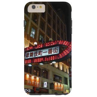 Japan Neon Signs Tough iPhone 6 Plus Case