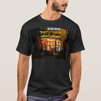 japan night ramen restaurant T-Shirt