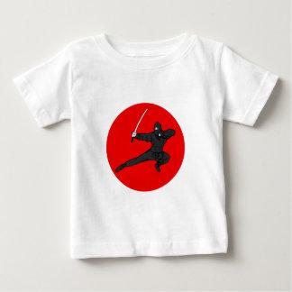Japan Ninja Warrior Baby T-Shirt