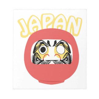 Japan Notepad