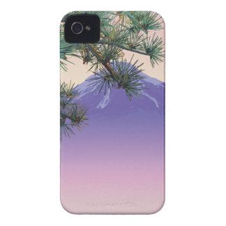 Japan Pine Mountain iPhone 4 Case-Mate Case