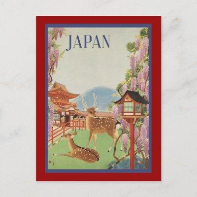japan postcards.