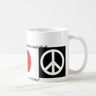 Japan Relief Coffee Mug