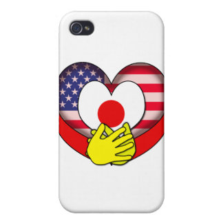 Japan Relief Case For iPhone 4