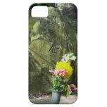 Japan, roadside flowers iPhone 5 case