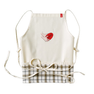 Japan Rugby Team Supporters Flag With Ball Zazzle HEART Apron
