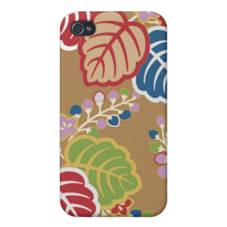 Japan, Sakura, Kimono, Origami, Chiyogami, Flower, Case For iPhone 4