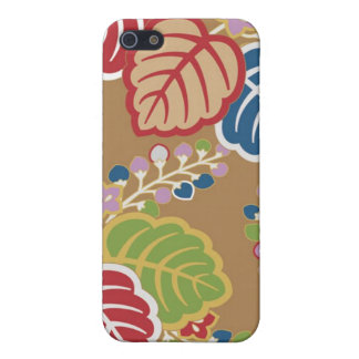 Japan, Sakura, Kimono, Origami, Chiyogami, Flower, Cover For iPhone SE/5/5s