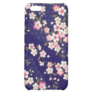 Japan, Sakura, Kimono, Origami, Chiyogami, Flower, iPhone 5C Case