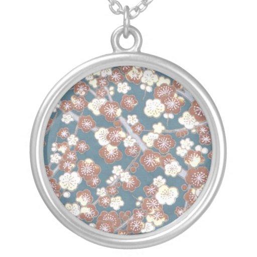Japan, Sakura, Kimono, Origami, Chiyogami, Flower, Jewelry