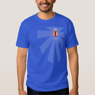 Japan Samurai Blue football shirt