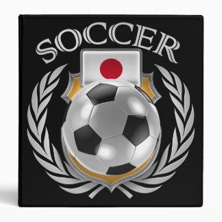 Japan Soccer 2016 Fan Gear Binder