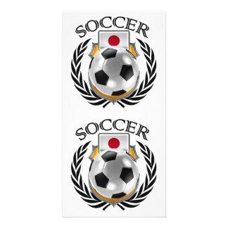 Japan Soccer 2016 Fan Gear Card