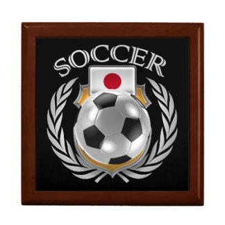 Japan Soccer 2016 Fan Gear Jewelry Box