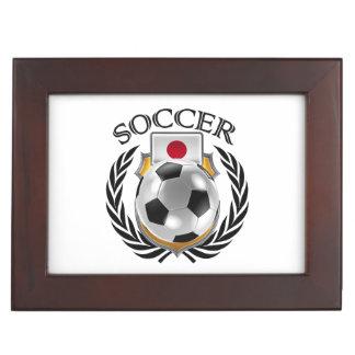 Japan Soccer 2016 Fan Gear Keepsake Box