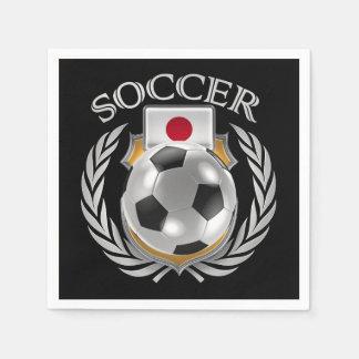 Japan Soccer 2016 Fan Gear Paper Napkin