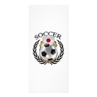 Japan Soccer 2016 Fan Gear Rack Card