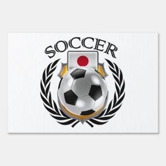 Japan Soccer 2016 Fan Gear Sign