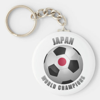 JAPAN SOCCER CHAMPIONS KEYCHAINS
